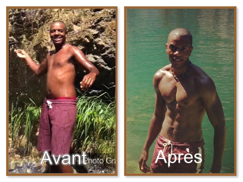 Ma transformation de 6 mois en toute simplicité