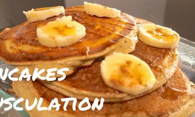 Pancakes de Musculation
