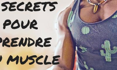 5 SECRETS POUR PRENDRE DU MUSCLE