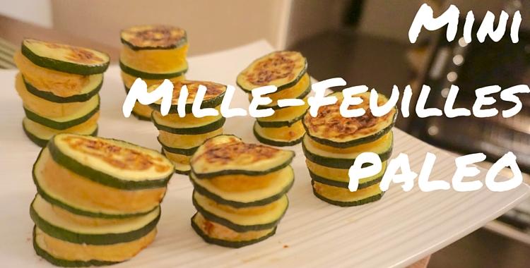 Mini Mille-Feuilles PALEO
